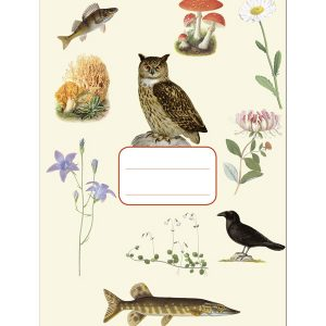 Natur skrivbok 1