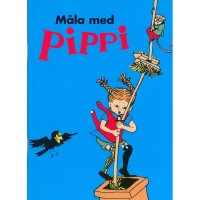 Måla med Pippi : målarbok 1