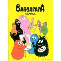 Barbapapa : målarbok 1
